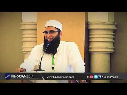 Junaid Jamshed's last rare speech (Complete Video)