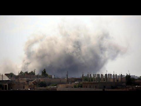 أخبار عربية - المرصد:57 قتيلاً في قصف للتحالف الدولي على سجن لـ #داعش في شرق #سوريا  - نشر قبل 15 دقيقة