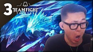 Ranger Glacial Synergy! Anivia 2 - Amaz Teamfight Tactics 3