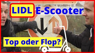 LIDL / Doc Green E-Scooter ESA 5000 - Test und Review: Was leisten billig E-Scooter?
