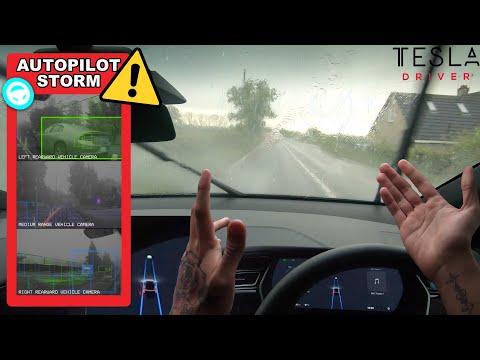 .特斯拉將推神經網路雨刷,使駕駛更智慧