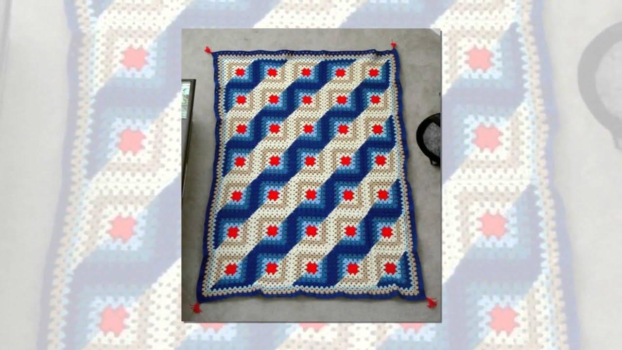 Best Crochet Pattern For Variegated Yarn Youtube