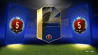 5TH IN THE WORLD FUT CHAMPS REWARDS! - FIFA 18 TOTY Ultimate Team