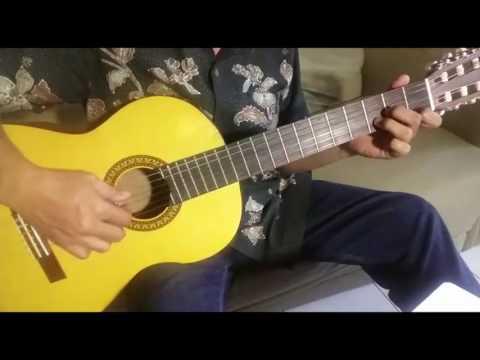 Iwan Fals - Antara Aku, Kau Dan Bekas Pacarmu (Fingerstyle Cover)
