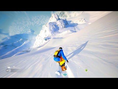 WORLD'S THIRD HIGHEST MOUNTAIN! (STEEP - Alaska Denali Update)