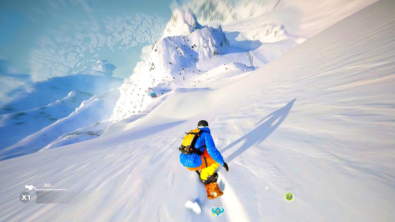 on steep of the mountain Watch video ubisoft's open-world extreme winter sports game's love for the mountains of its go play outside 'steep' makes you want to put down the controller and shred.