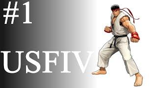 Ultra Street Fighter IV: Yun vs Ryu