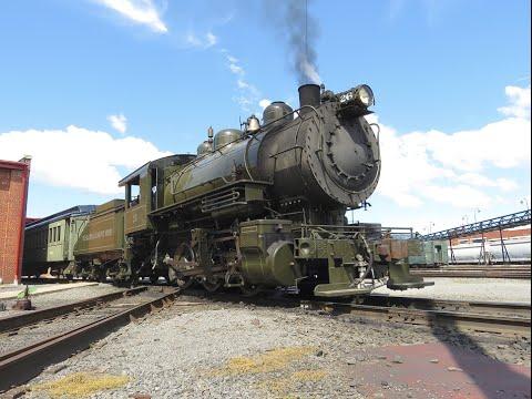 Steamtown Railfest 2016 Action
