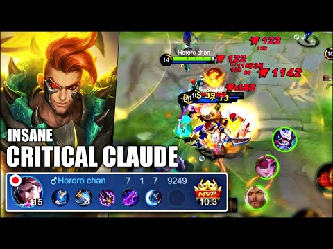 YOU WILL ALSO WANT THIS CRITICAL CLAUDE