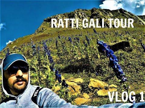 Ratti Gali Lake Neelum Valley Tour Vlog