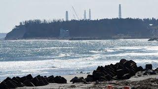 Japan  Tsunami hits near Fukushima disaster site after quake strikes Japan