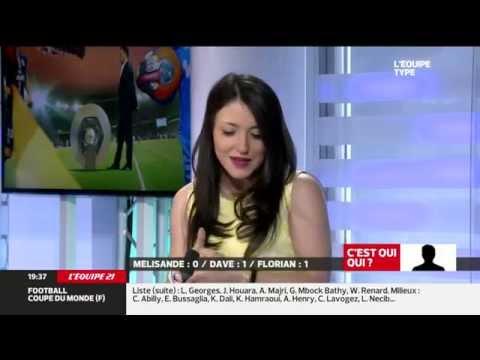 Sonia Carneiro et la coupe de Chypibre