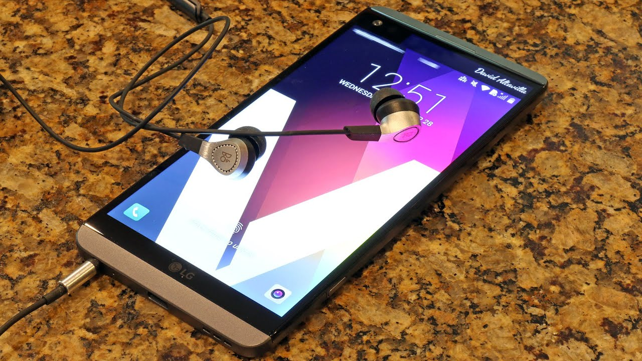 LG V20 Review: Android Nougat-Infused And Feature-Rich