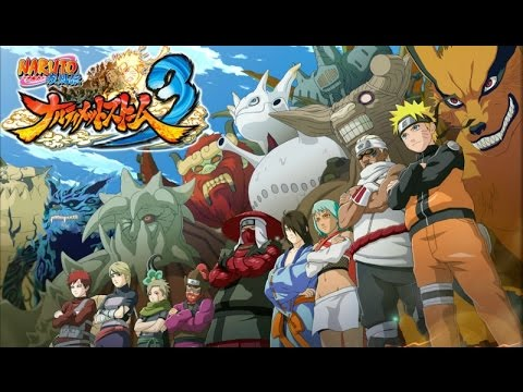 descargar naruto ultimate ninja storm 3 para pc