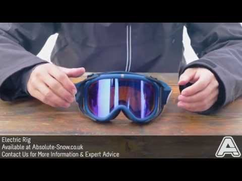 Electric Rig Goggles | Video Review