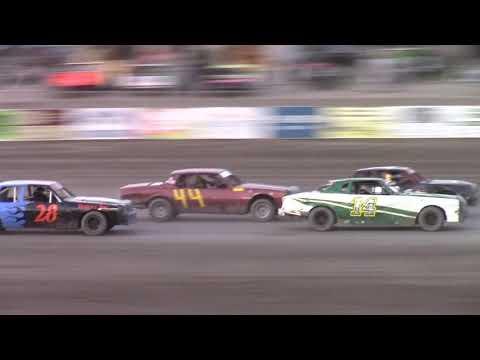 Dacotah Speedway Hobby Stock A-Main (8/11/17)