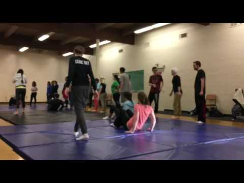 Olympic College Self Defense Class