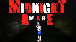 ★MIDNIGHT AWAKE - 3D HORROR GAME★ Horror Android GamePlay Download Link Below