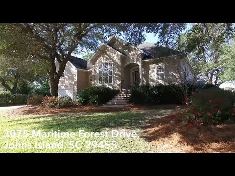 3075 Maritime Forest Drive, Johns Island, SC 29455