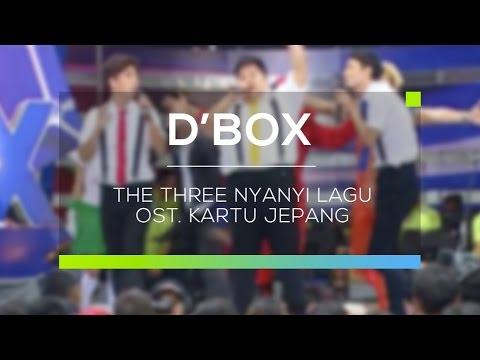 The Three Nyanyi Lagu OST  Kartun Jepang (D'Box)