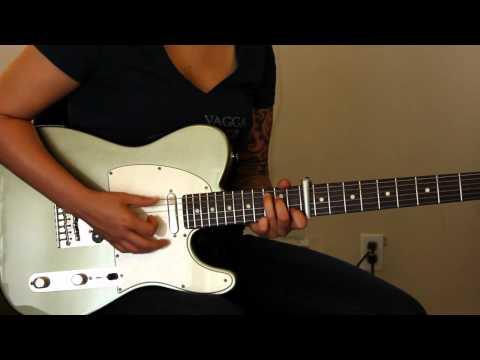 How to play The Gambler by fun. on guitar - Jen Trani