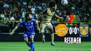Resumen | Dorados Vs Tigres | Liga Mx J14