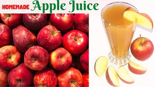 HOW TO MAKE APPLE JUICE AT HOME (with a Blender)