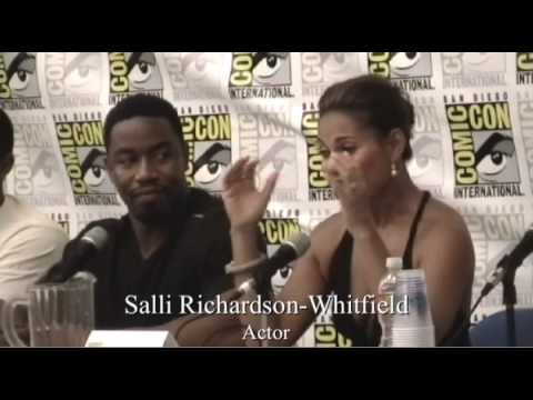 Cast talks 'Black Dynamite'