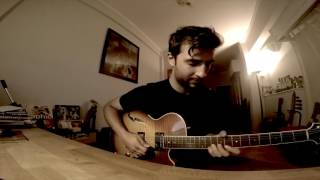 A time for us - Joe Pass (Solo transcription)
