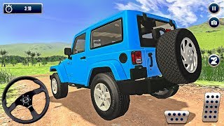 Offroad SUV Extreme 4x4 Jeep Stunt Driving - Hummer Driver Racing Simulator - Android Gameplay