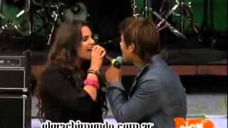 Video Graci tu eres para mi con isabella castillo y andres mercado en los KIDS CHOICE AWARD MEXICO 2011 download MP3, 3GP, MP4, WEBM, AVI, FLV September 2018