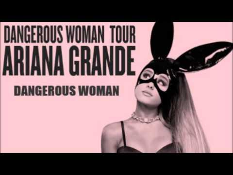 Ariana Grande - Dangerous Woman (Dangerous Woman Tour Concept)