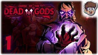 TOP-TIER NEW ACTION ROGUELIKE! | Let's PĮay Curse of the Dead Gods: Full Release | Part 1 | Gameplay