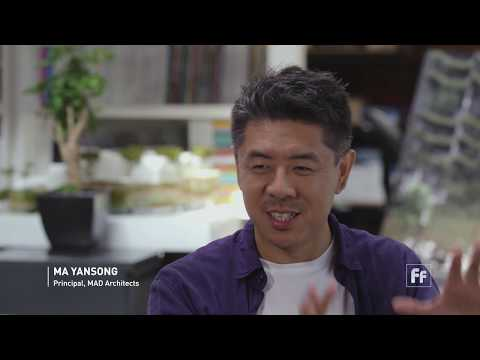 Full Frame: Sustainable Building with Architect Ma Yansong