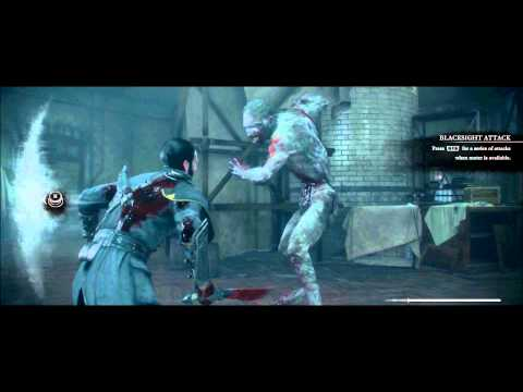 Let's Play The Order: 1886 (1080p) - Part 5 - London Hospita