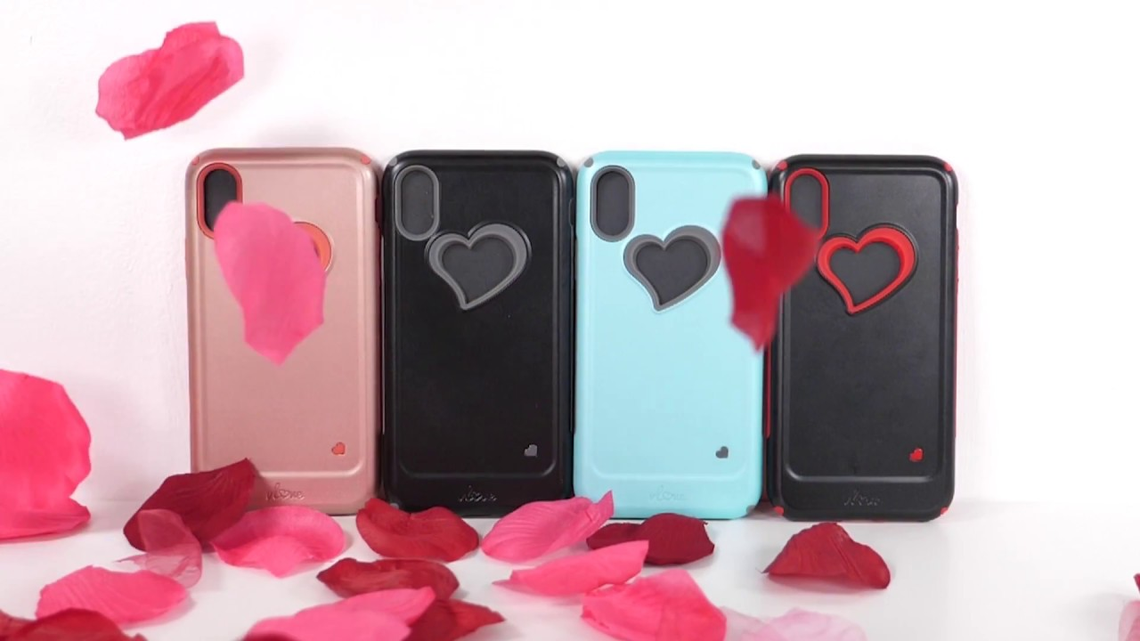 cheaper 6090e 5ce7e The Cutest iPhone X Case the Vena vLove is here!