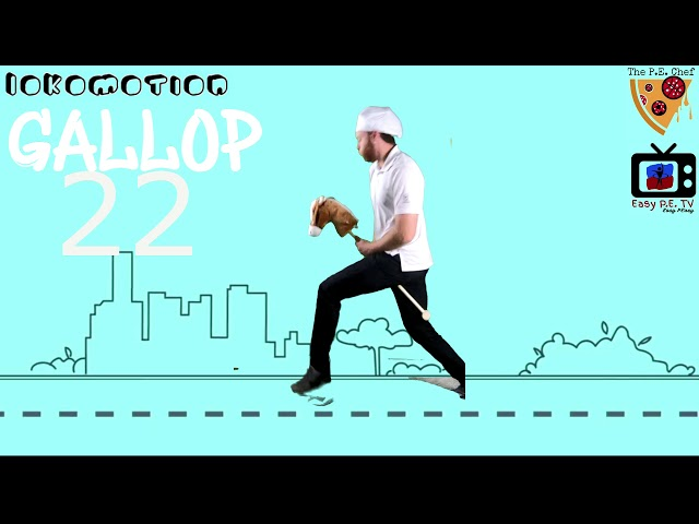 Marty Millz vs. The P.E. Chef: GALLOP LokoMOTION (2 of 9)