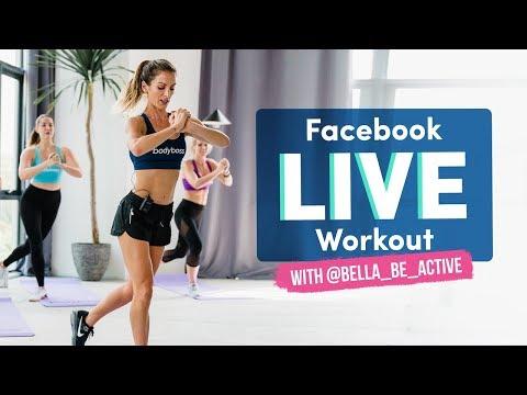 BodyBoss LIVE Summer Workout (w/ @bella_be_active)
