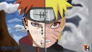 Naruto Vs Sasuke e Pain