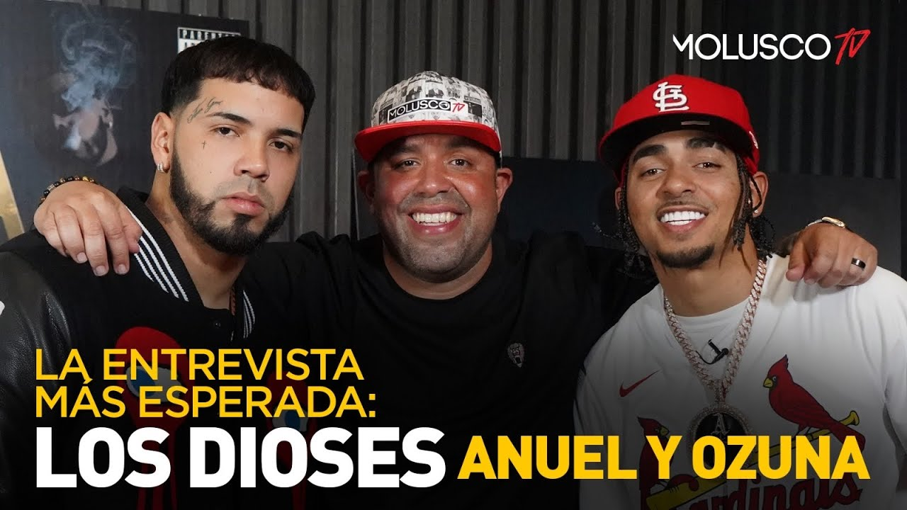 "Anuel y Ozuna: La entrevista más reveladora y cómica que verás de ""Los Dioses"" - download from YouTube for free"