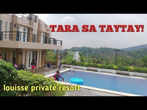 tara-sa-taytay!-:-louisse-private-resort