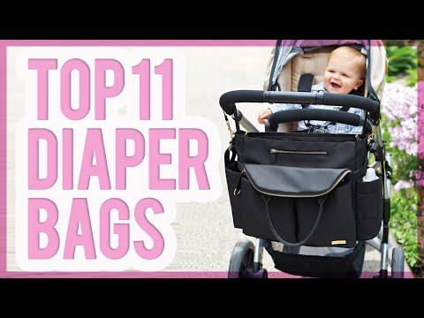 11 Best Diaper Bags 2016 & 2017