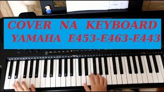 144 - COVER na keyboard Yamaha PSR E453, E443, E463