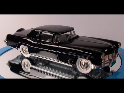 Brooklin Models 1956 Lincoln Continental Mk Ii 1 43 Scale