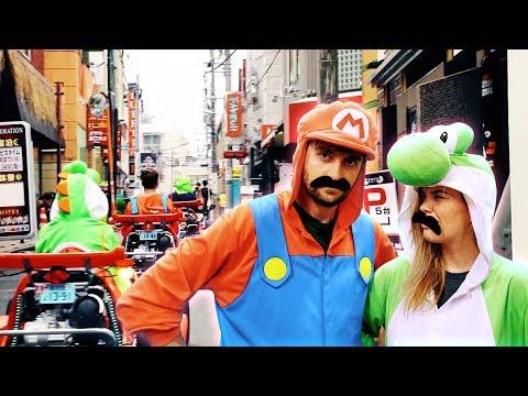 MariKarting Around Tokyo | screenPLAY