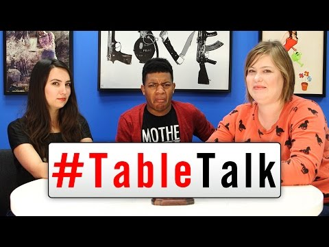 The Secret to Eternal Youth On #TableTalk! - SourceFedNERD  - wb9sN_PYOA4 -