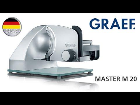 Graef Allesschneider Master M 20 - YouTube | {Allesschneider 56}