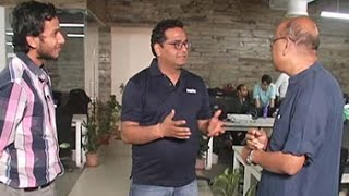 Walk The Talk with founders of Paytm and OYO Rooms