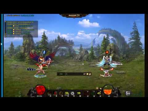 Divosaga thailand (Wartune) server2 Censer vs Thai (guildwar) 20/4/2556