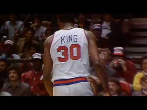 Bernard King Inducted into the Hall of Fame